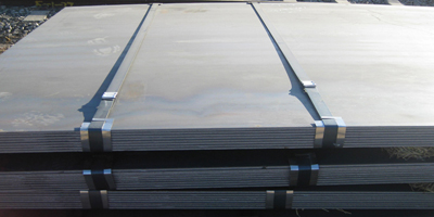 A283 Grade C carbon steel plate enough stock